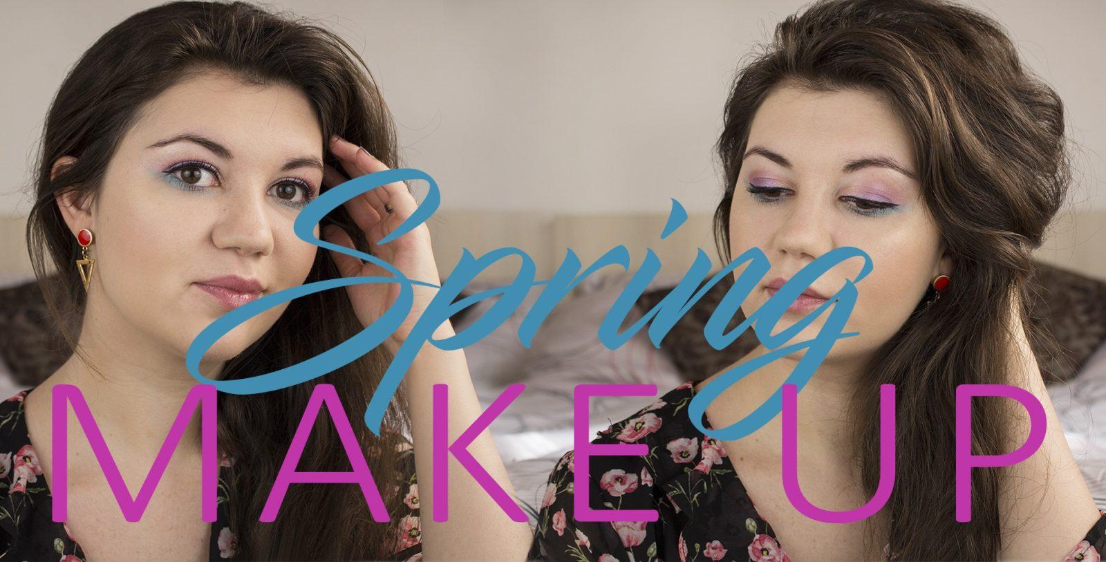 Spring makeup 2018 – Video Tutorial
