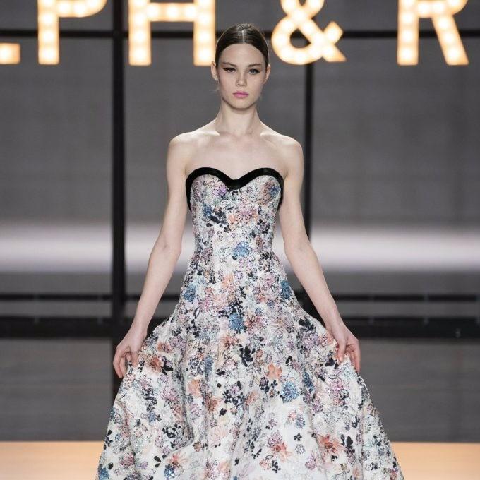 Cele mai spectaculoase rochii de la Săptămâna Modei Haute Couture Spring 2019
