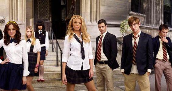 """""""Gossip Girl"""", serialul care a cunoscut un succes internațional, ar putea avea parte de un reboot"""